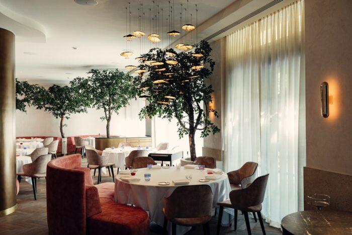 La Villa Lorraine by Yves Mattagne - Restaurant