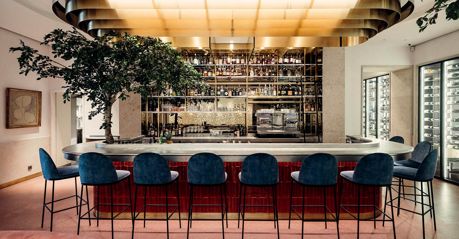 La Villa Lorraine By Yves Mattagne - Restaurant & Lounge Bar